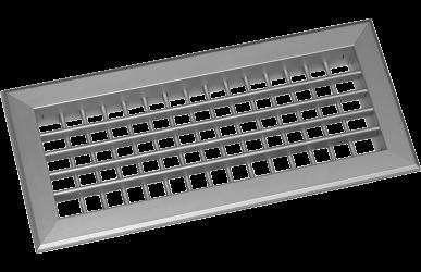 13.1 Lüftungsgitter mit verstellbaren Lamellen – VNM