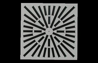 10.2 Dralldurchlass mit verstellbaren Lamellen– VVDM