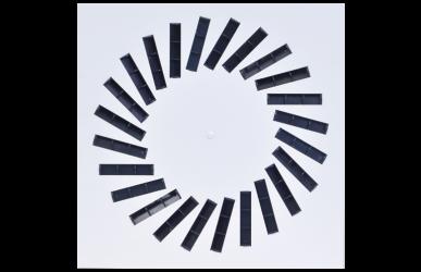 10.1 Dralldurchlass mit verstellbaren Lamellen– VVM